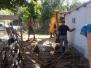 Arbeitseinsatz Abwasser